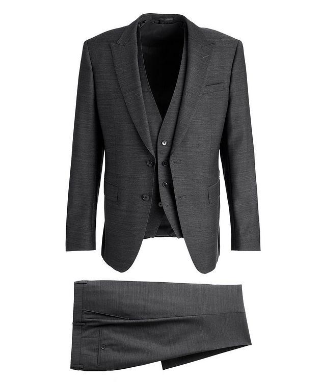 Helward6/Genius5 Slim-Fit Three-Piece Suit picture 1