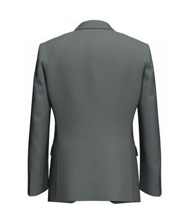 Huge6 Slim-Fit Checked Sports Jacket image 1