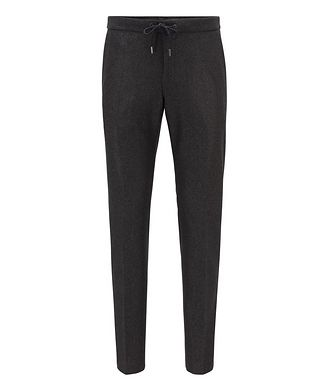 BOSS Banks4 Slim-Fit Drawstring Trousers