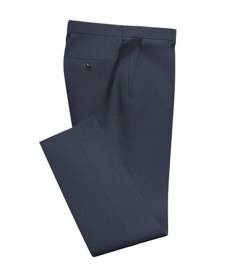 Slim-Fit Dress Pants image 1