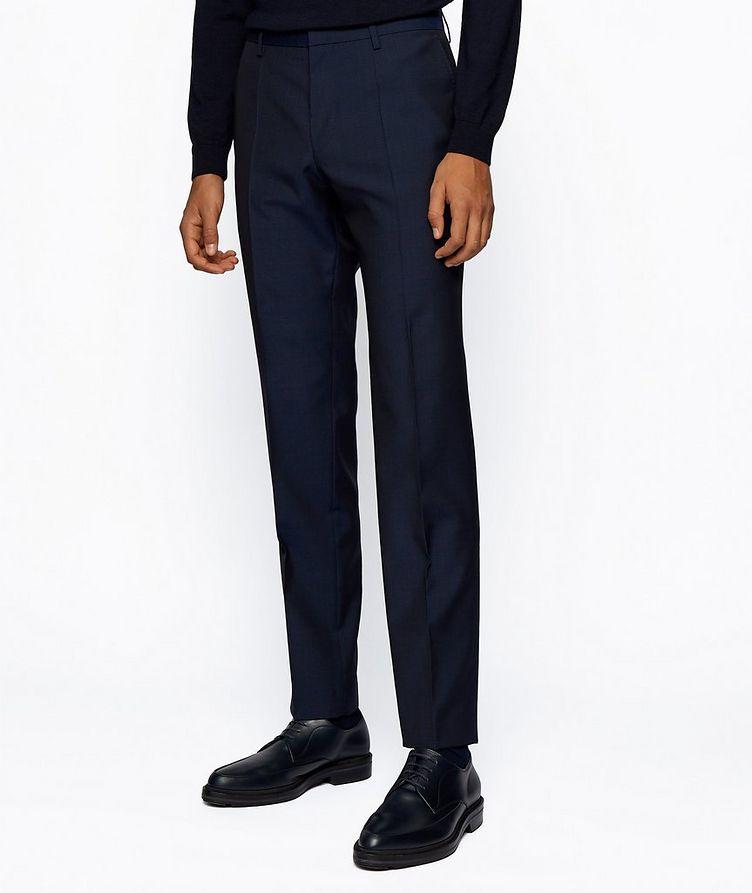 Slim-Fit Dress Pants image 3