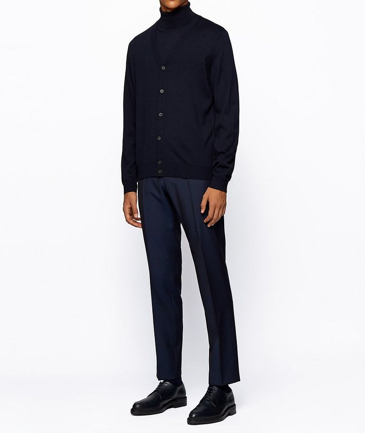 Slim-Fit Dress Pants image 4