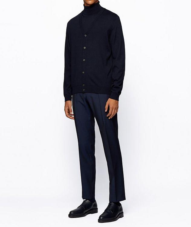 Slim-Fit Dress Pants picture 5
