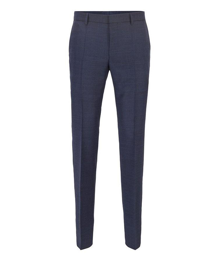 Slim-Fit Dress Pants image 0