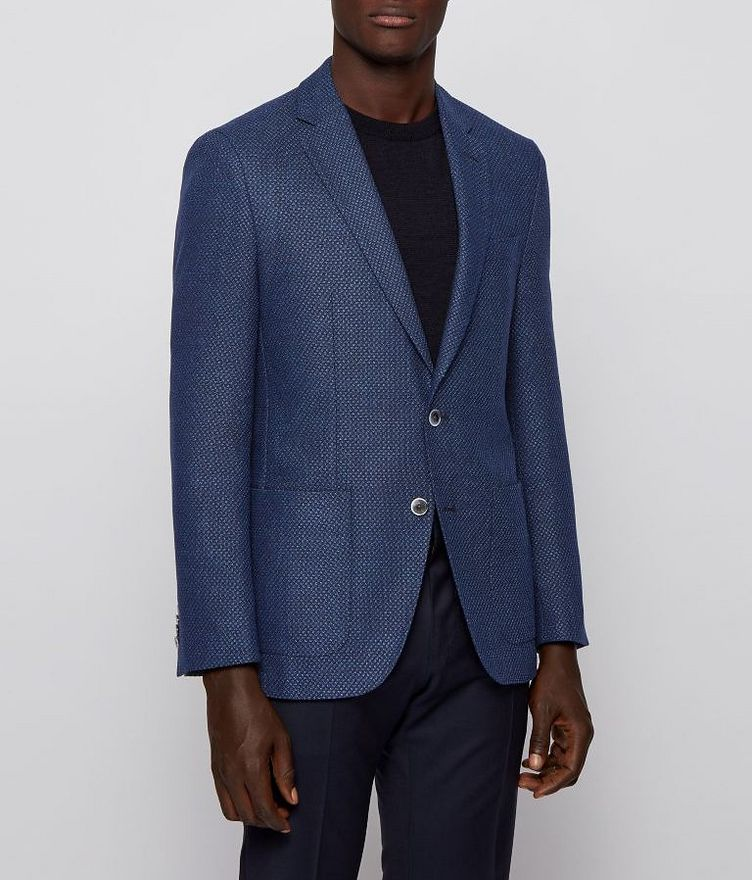 Haylon Wool-Linen Sports Jacket image 1