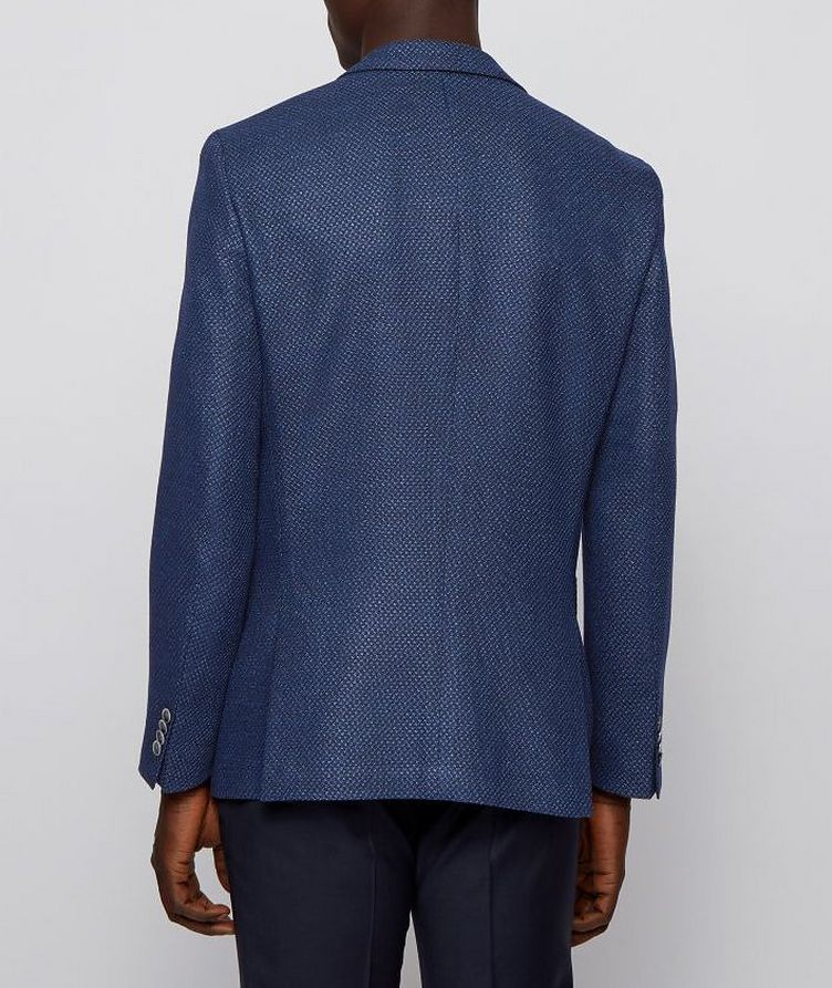 Haylon Wool-Linen Sports Jacket image 2