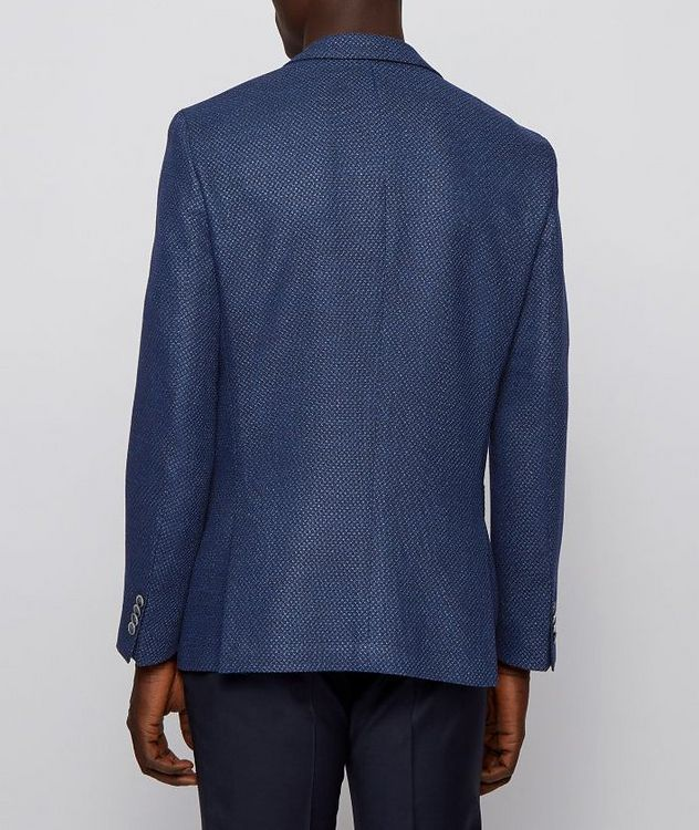 Haylon Wool-Linen Sports Jacket picture 3