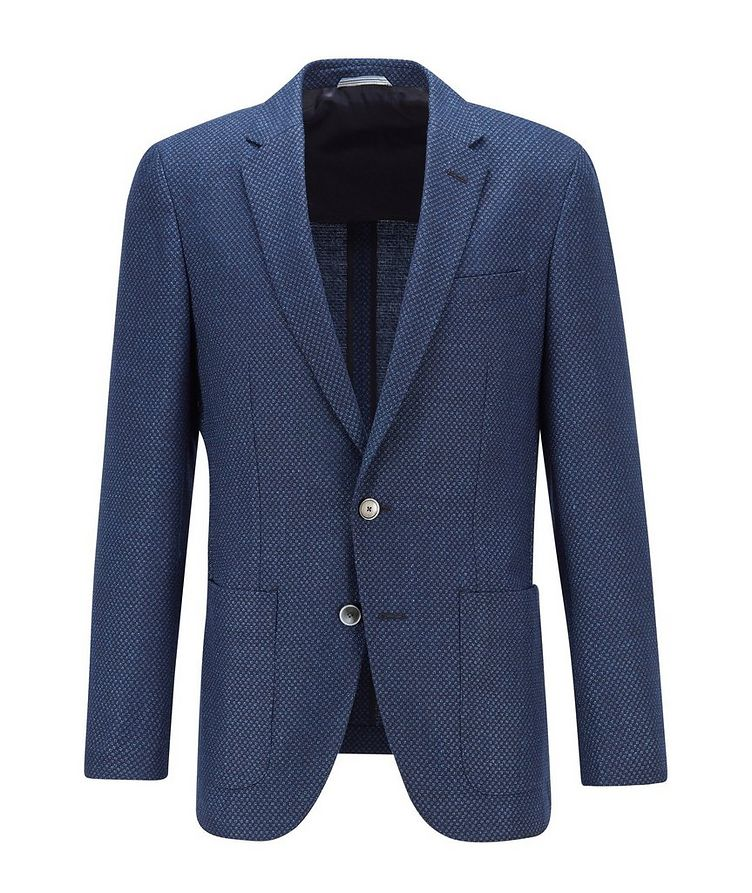 Haylon Wool-Linen Sports Jacket image 0