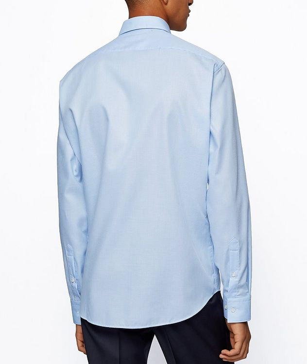 Contemporary-Fit Easy-Iron Dress Shirt picture 3