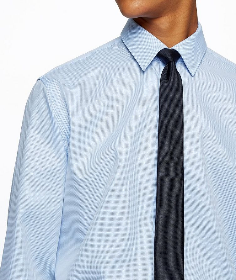 Contemporary-Fit Easy-Iron Dress Shirt image 3