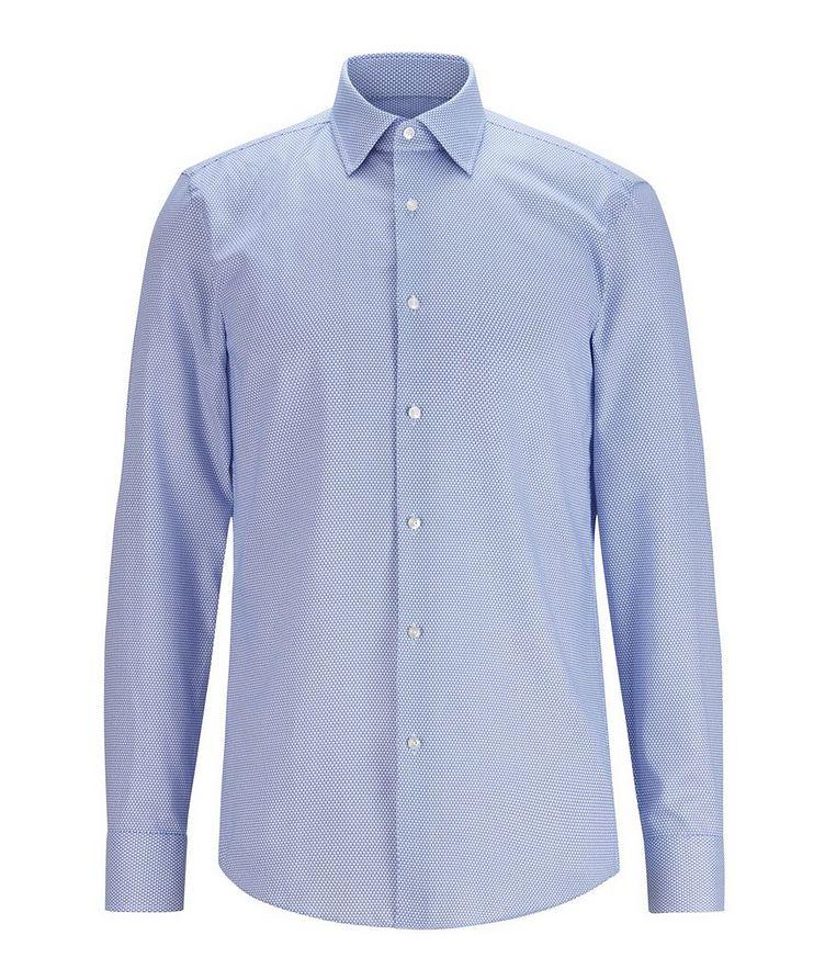 Geometric Print Dress Shirt image 0