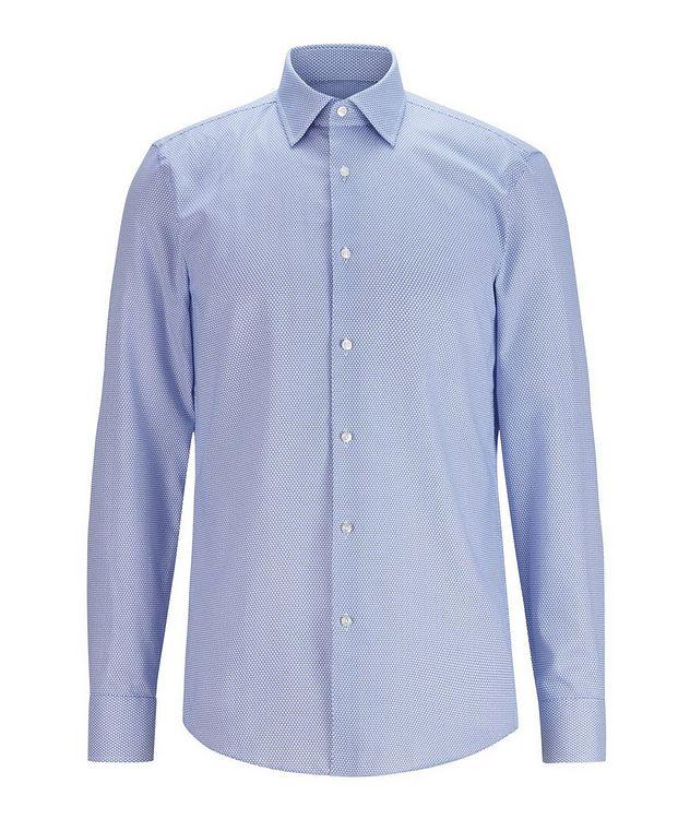 Geometric Print Dress Shirt picture 1