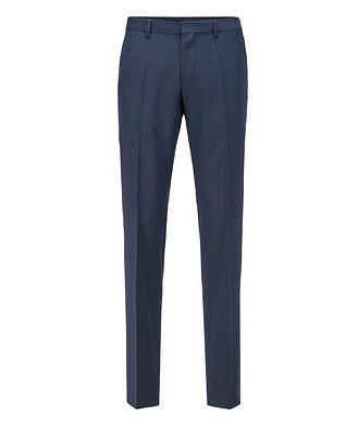 BOSS Slim Fit Stretch-Twill Dress Pants