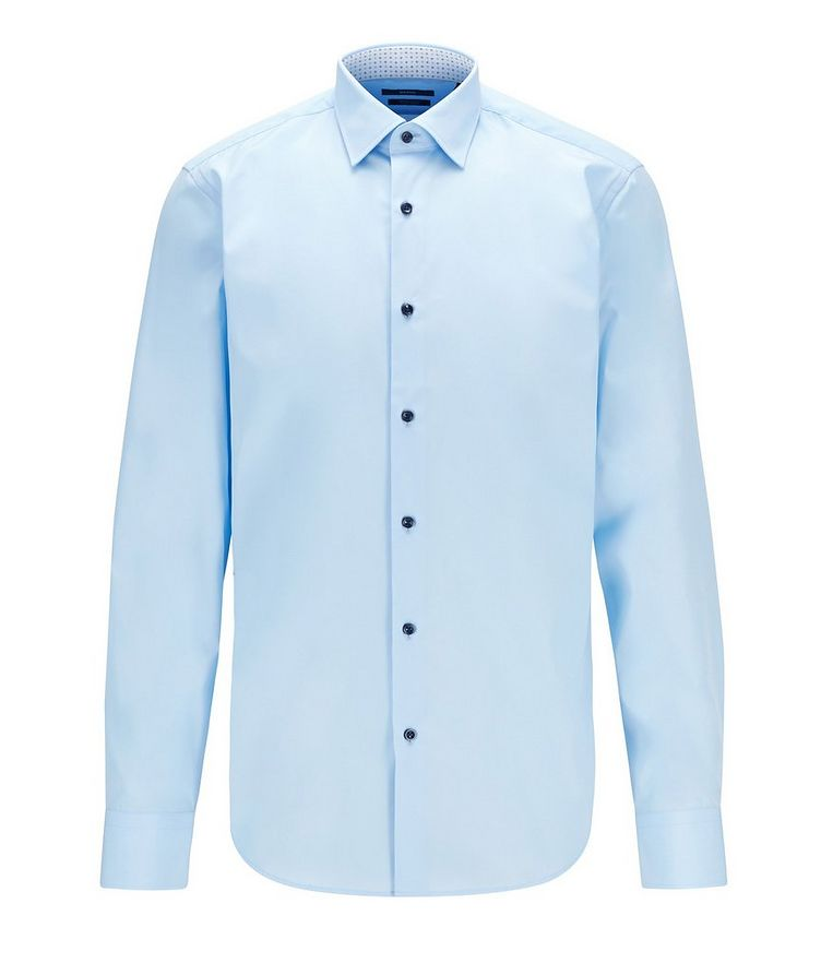 Contemporary-Fit Easy-Iron Dress Shirt image 0