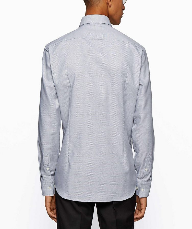 Printed Stretch-Blend Dress Shirt image 2