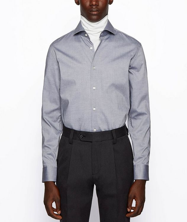 Dotted Dress Shirt picture 2