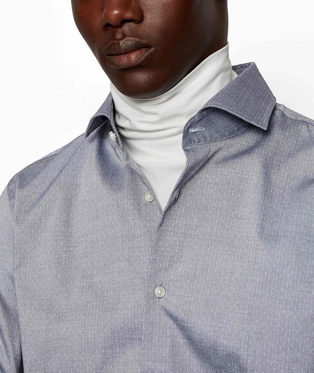 Dotted Dress Shirt picture 4