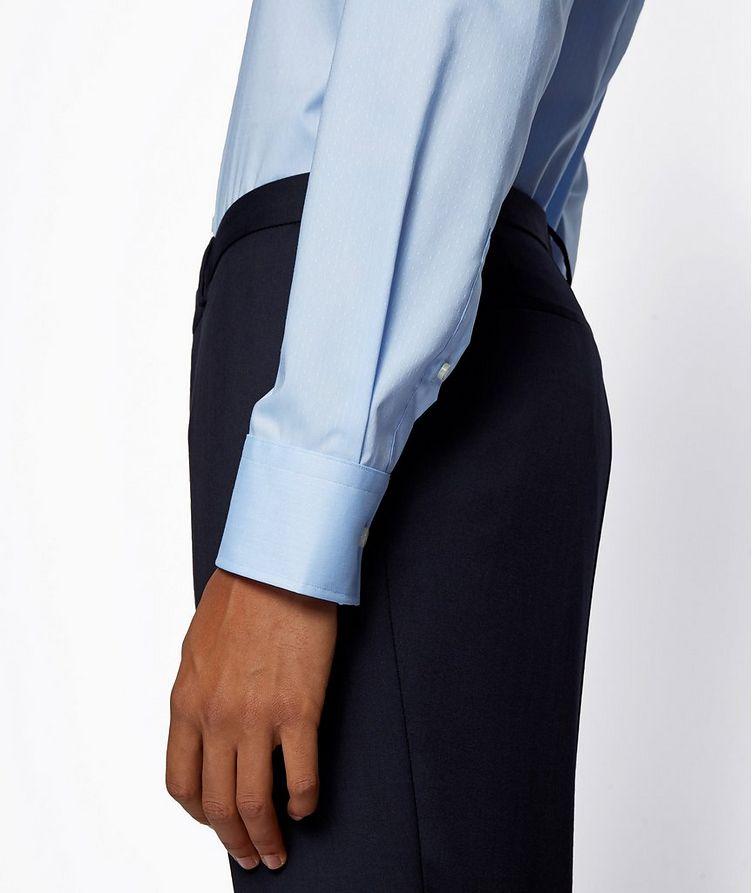 Dotted Dress Shirt image 4
