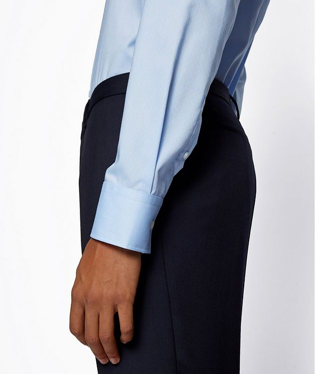 Dotted Dress Shirt picture 5