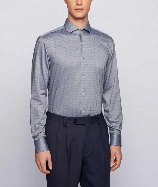 Oxford Cotton Dress Shirt picture 2