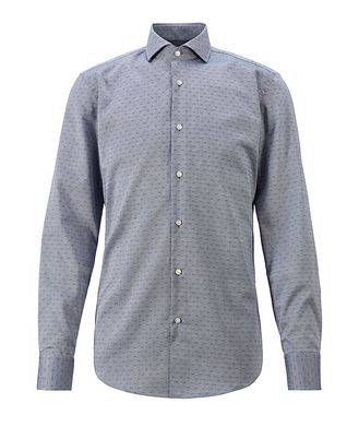 BOSS Oxford Cotton Dress Shirt
