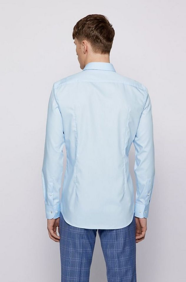 Slim-Fit Easy Iron Dress Shirt  picture 3