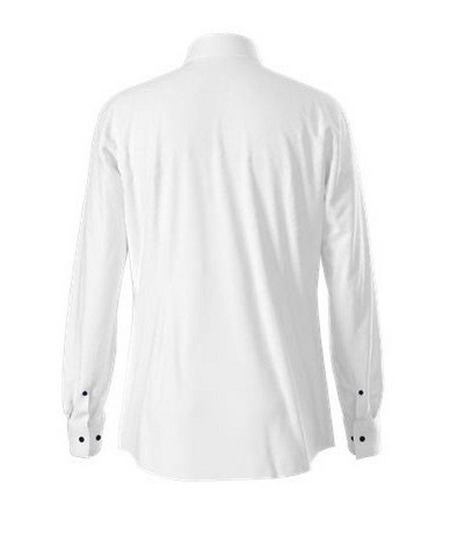 Slim-Fit Easy-Iron Dress Shirt picture 2