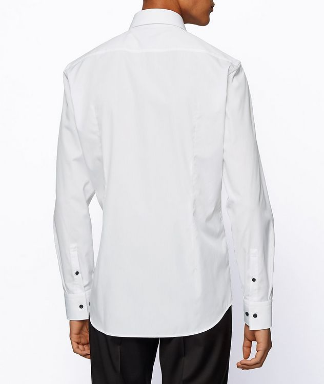 Slim-Fit Easy-Iron Dress Shirt picture 4
