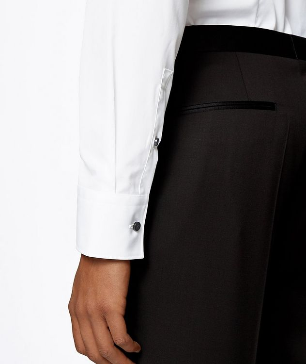 Slim-Fit Easy-Iron Dress Shirt picture 6