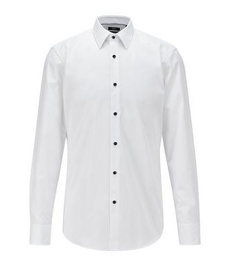 BOSS Slim-Fit Easy-Iron Dress Shirt