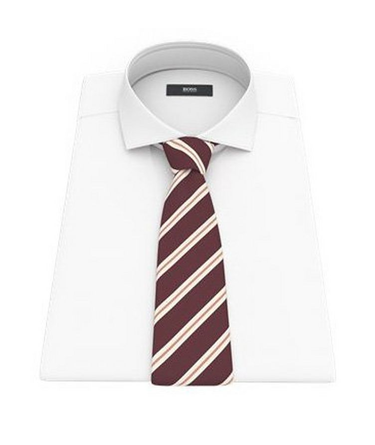 Striped Tie image 3