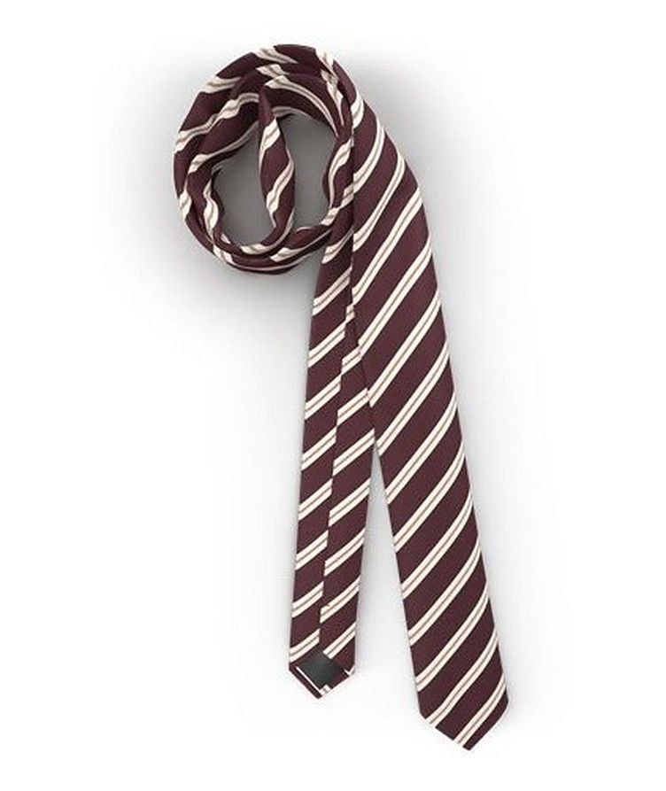 Striped Tie image 0