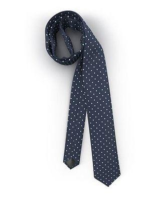 BOSS Cravate imprimée