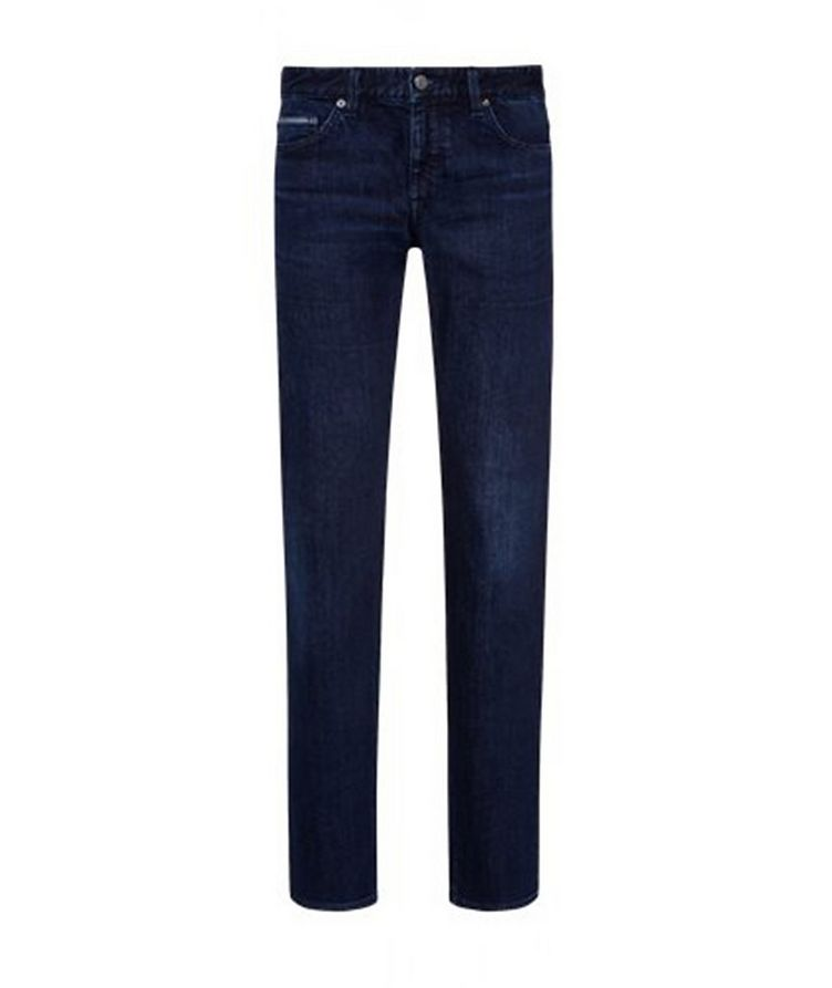 Delaware Stretch-Cotton Jeans image 1