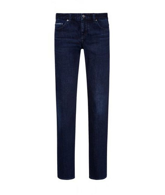 Delaware Stretch-Cotton Jeans picture 2