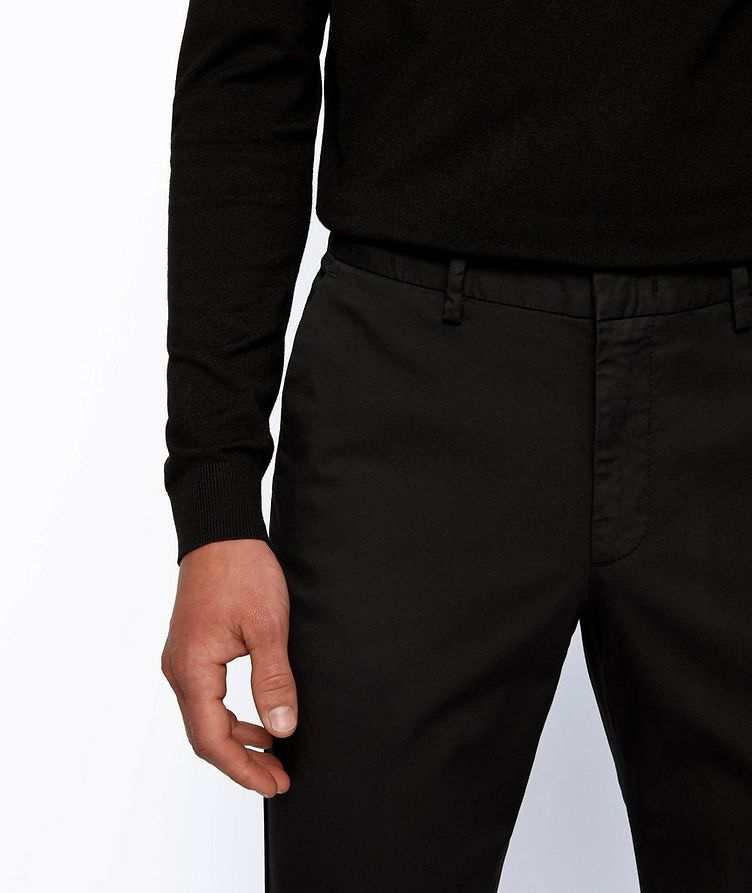 Kaito1 Slim Fit Stretch-Cotton Chinos image 3