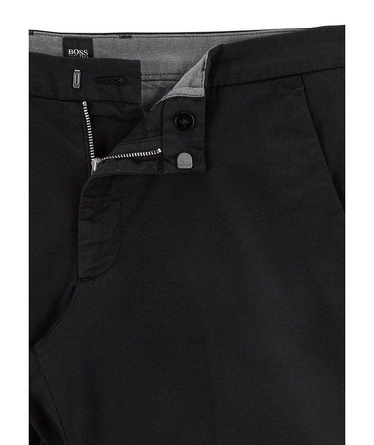 Kaito1 Slim Fit Stretch-Cotton Chinos image 4