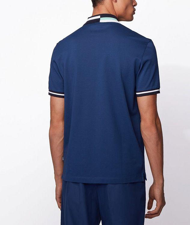 Asymmetric Cotton Polo picture 3