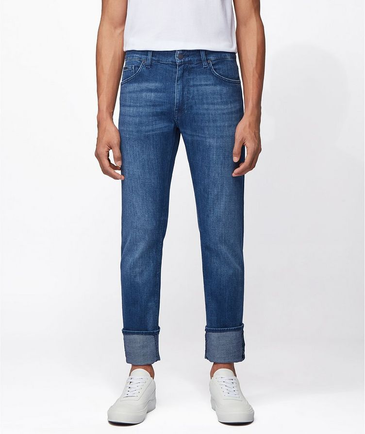 Maine3 Straight-Fit Jeans image 1