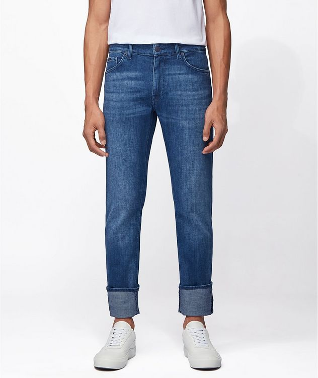 Maine3 Straight-Fit Jeans picture 2