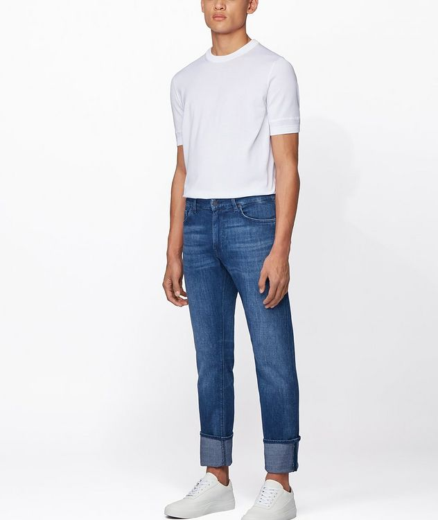 Maine3 Straight-Fit Jeans picture 5