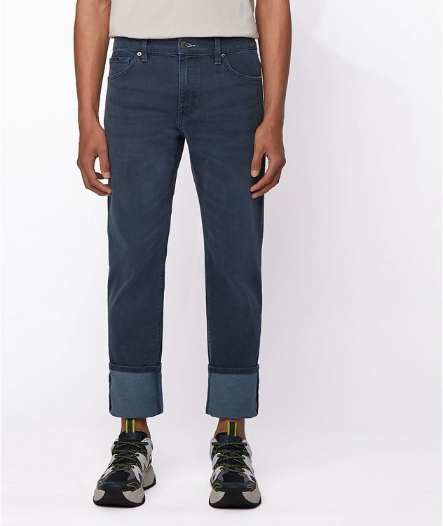 Maine3 Straight-Fit Jeans picture 3