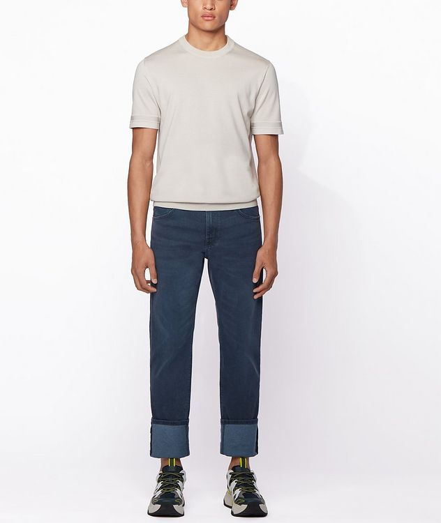 Maine3 Straight-Fit Jeans picture 6