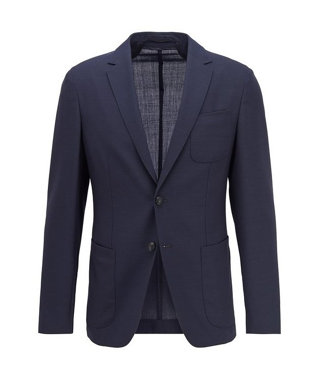 Nolvay Slim-Fit Sports Jacket picture 1