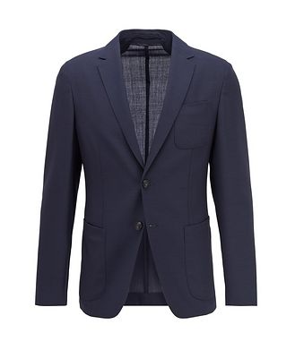 BOSS Nolvay Slim-Fit Sports Jacket