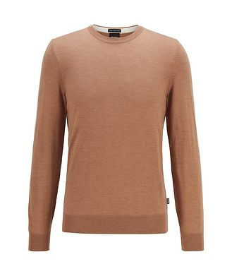 BOSS Virgin Wool Sweater