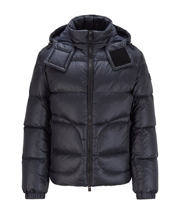 Dolera Water-Repellent Puffer Jacket picture 1
