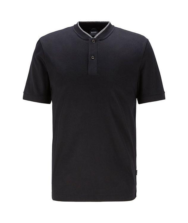 Mercerized-Cotton Polo picture 1