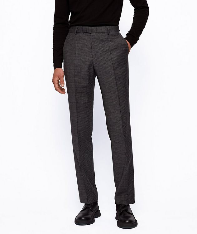 Lenon2 Stretch-Wool Pants picture 2