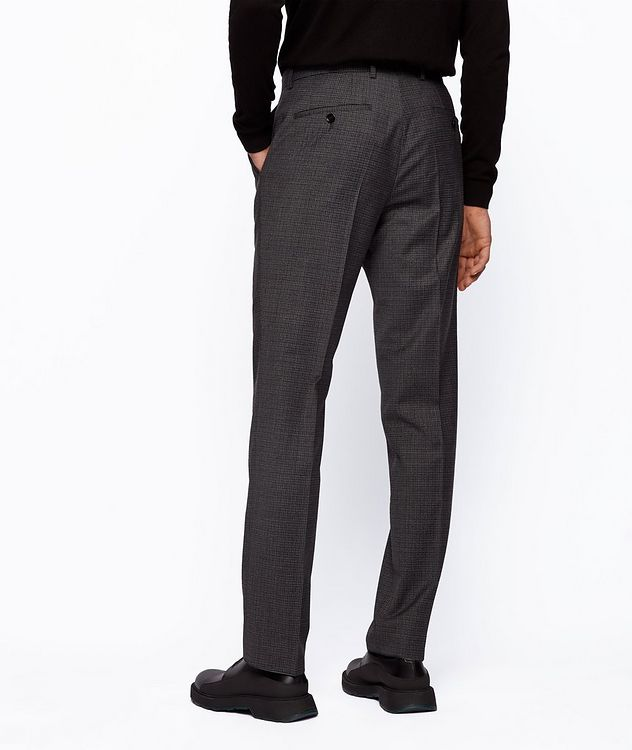 Lenon2 Stretch-Wool Pants picture 3
